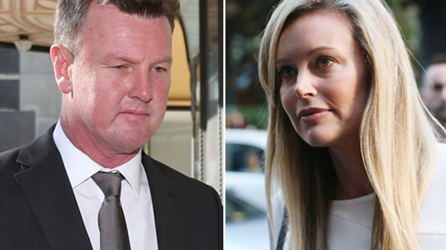 Landry told Bell she was 'afraid' of him after argument: court