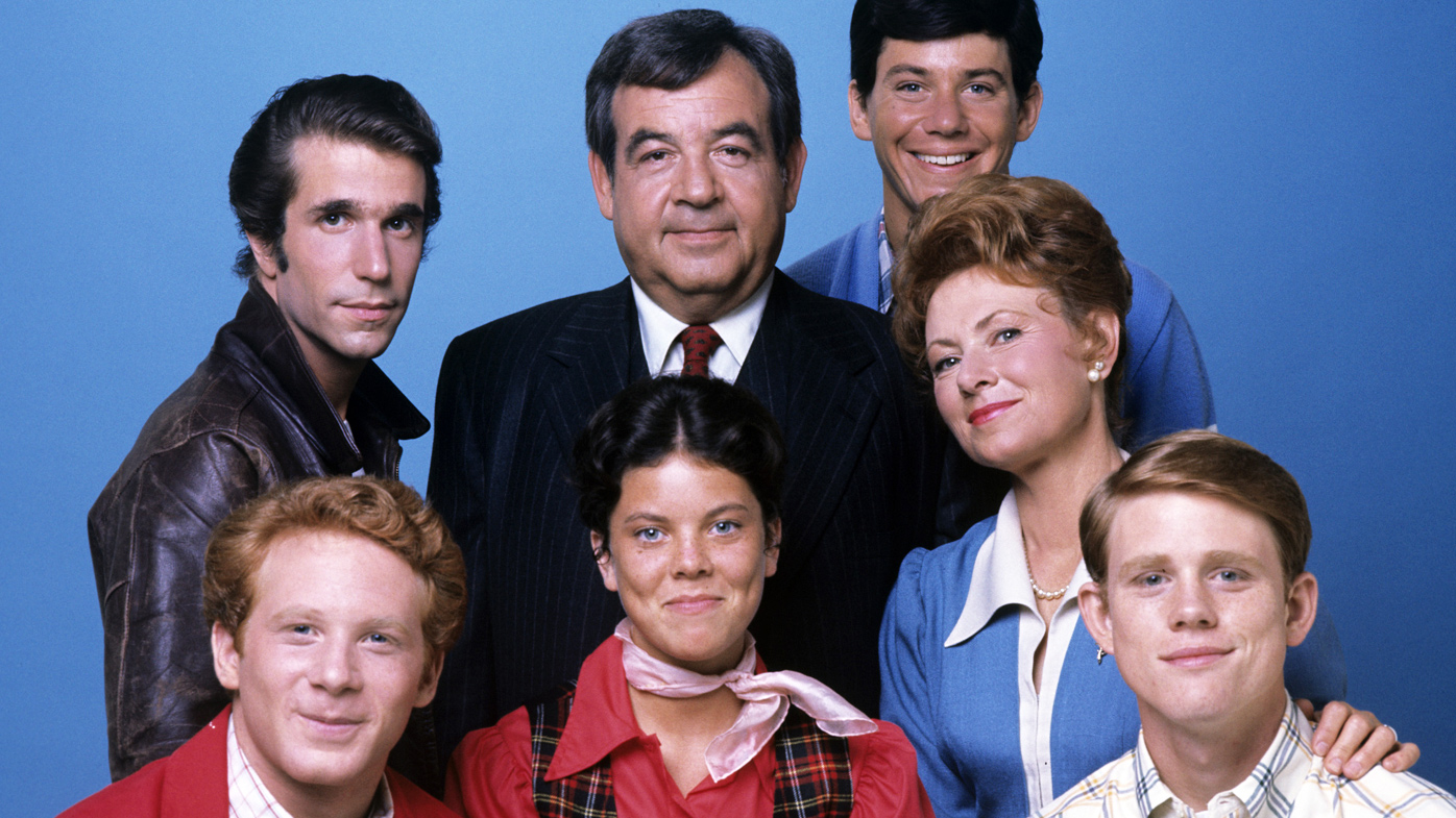Happy Days cast