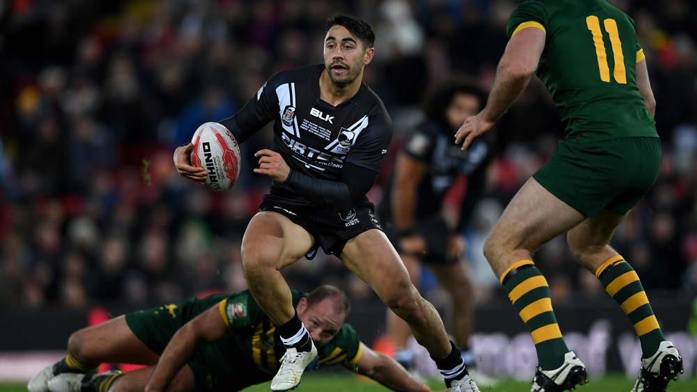Shaun Johnson. (Getty)