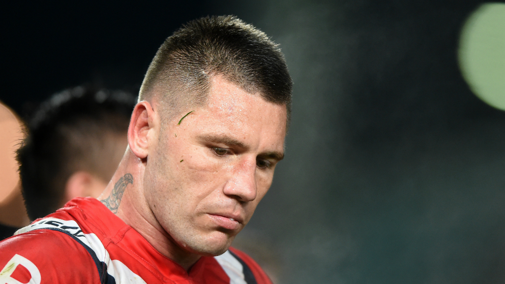 Roosters star Shaun Kenny-Dowall. (AAP)