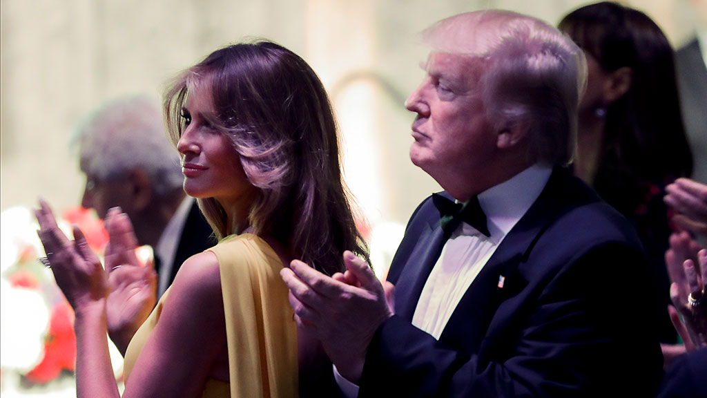 Donald Trump lampooned for Australian healthcare praise