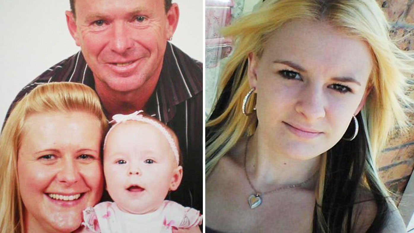 'I'm always still looking over my shoulder': Queensland mum tormented by daughter's murder