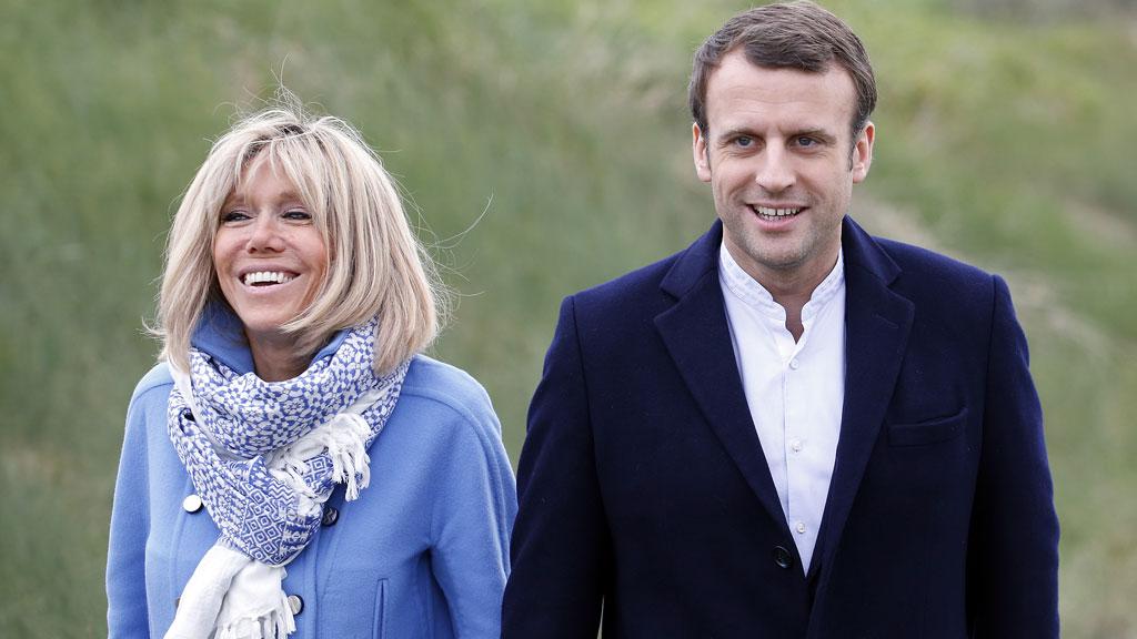 Brigitte Trogneux Emmanuel Macron