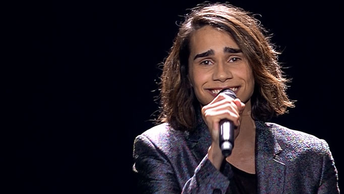 Aussie Isaiah Firebrace Has Snagged A Spot In Eurovision Final