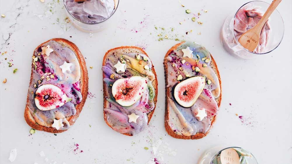 Hippie Lane's fantasy toast