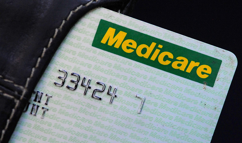 Australians' Medicare details up for sale on darknet
