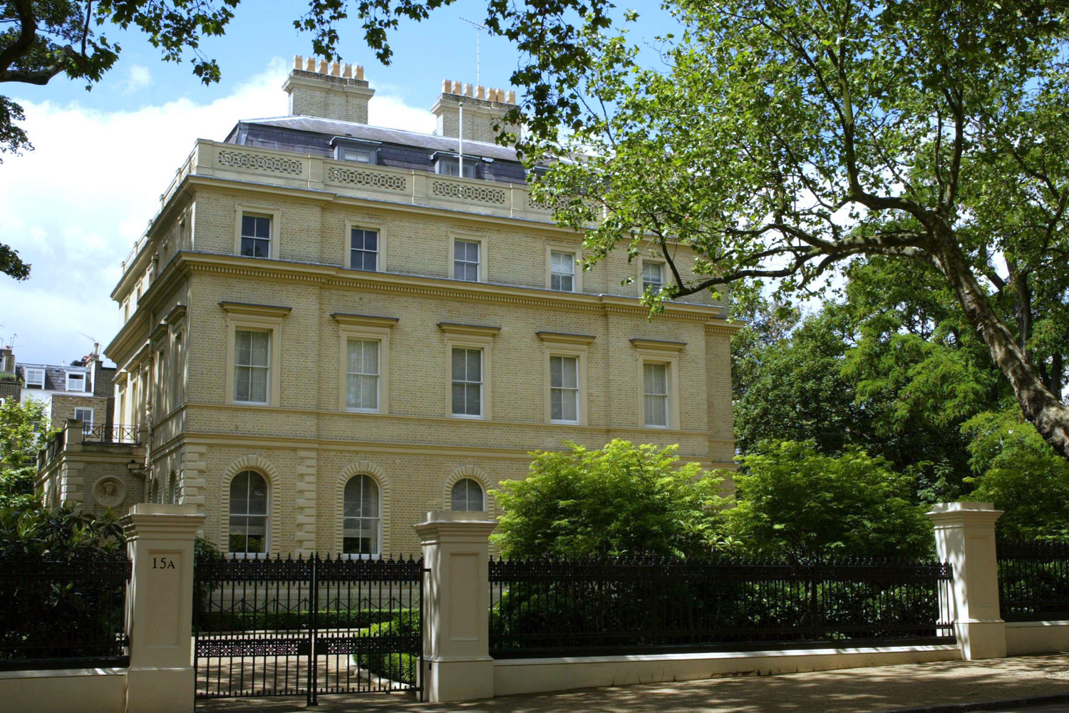 Most Expensive Property Bought By Russians In London