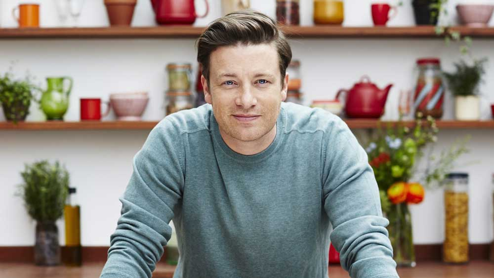 Jamie Oliver talks family, the future of food and making ...
