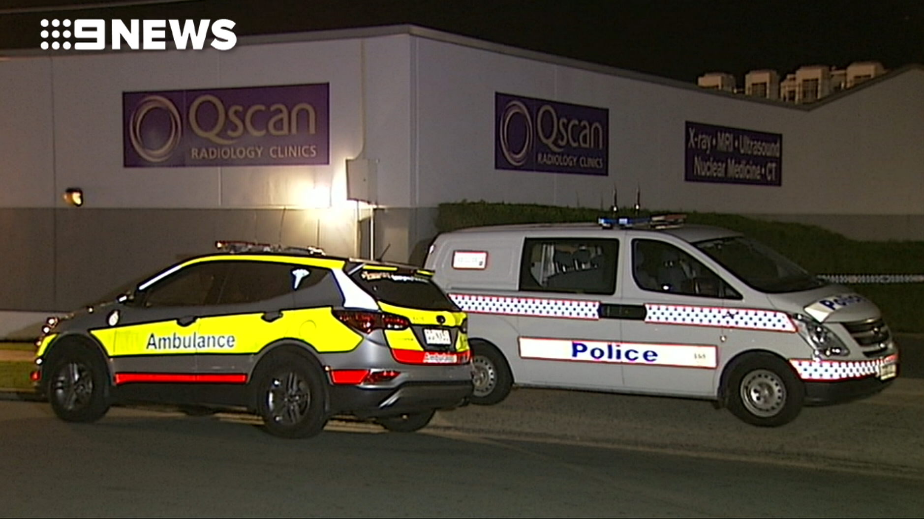 The 18-year-old man has been charged with one count of grievous bodily harm. (9NEWS)
