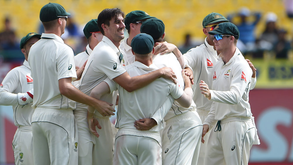 The Australia test team are in a dispute with Cricket Australia. (Getty Images)