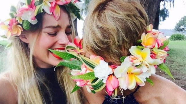 In pictures: Stars salute their mums on social media for Mother's Day