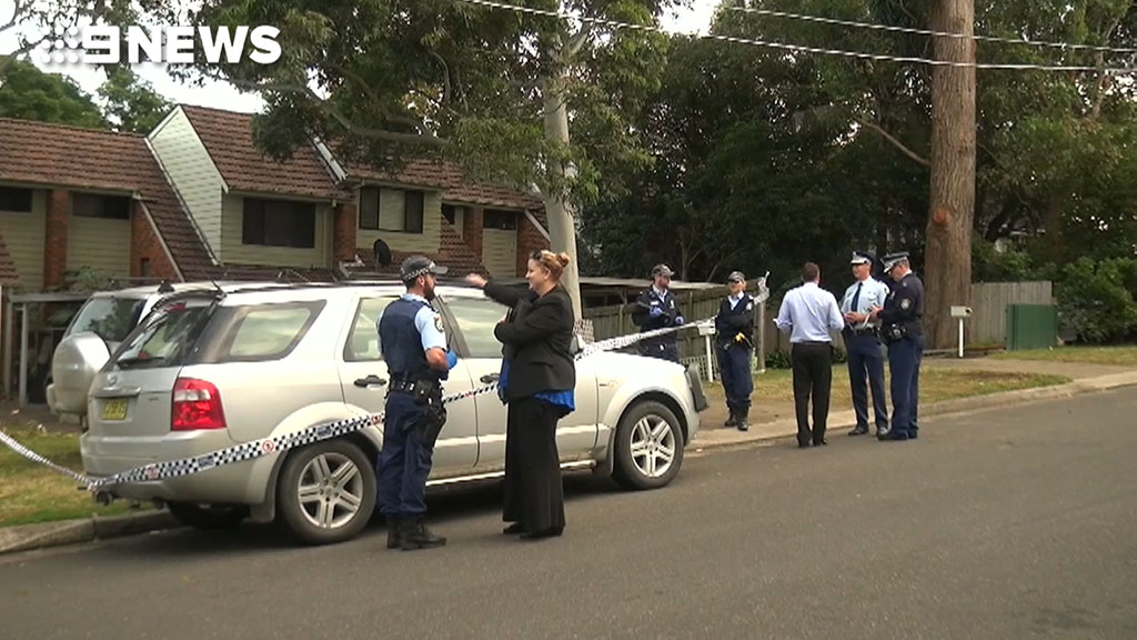 A woman has been found dead at a home in Sylvania. (9NEWS)