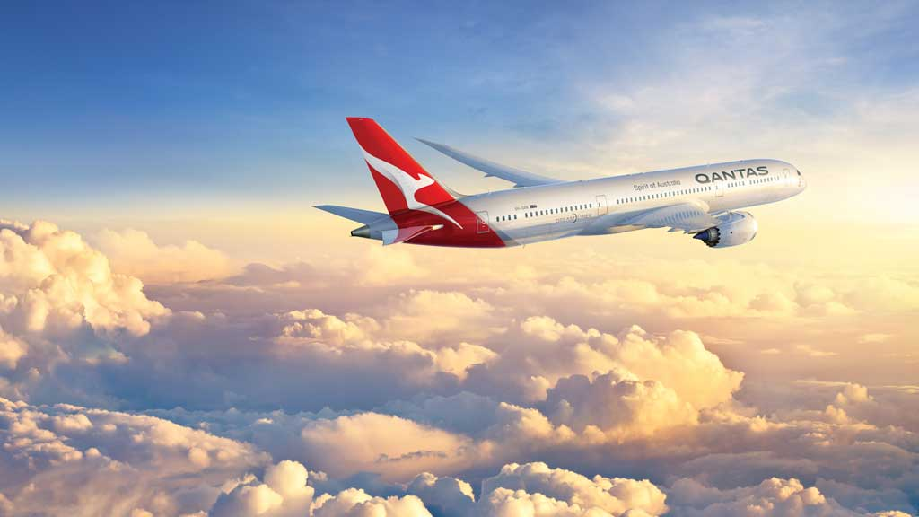 Qantas unveils True Blue names for new Dreamliners