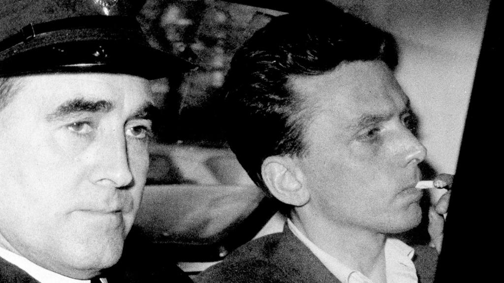 Ian Brady was convicted of the Moors murders in 1965. (AAP)