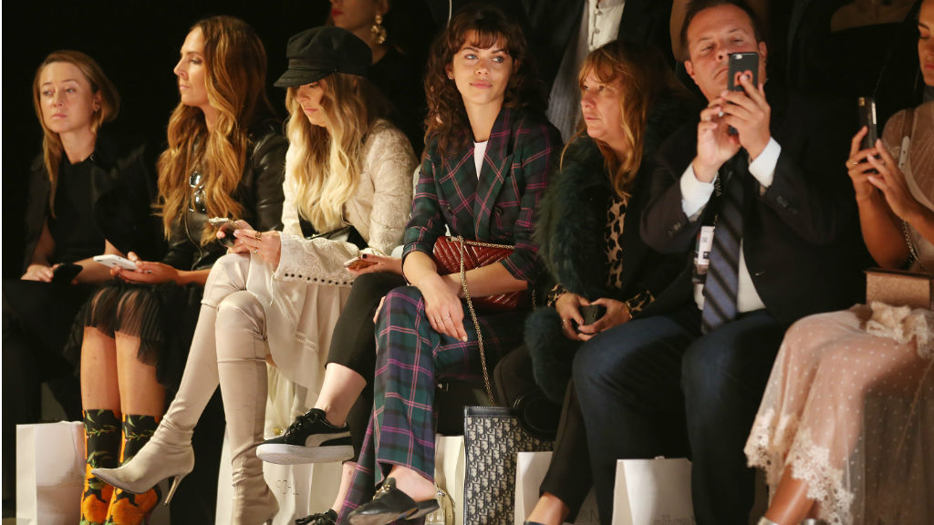Airlie Walsh: It's Australian Fashion Week, but is the party already over?