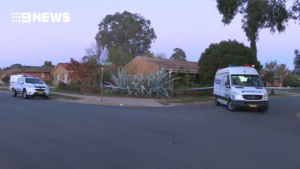 NSW man charged over fatal Wagga Wagga park stabbing