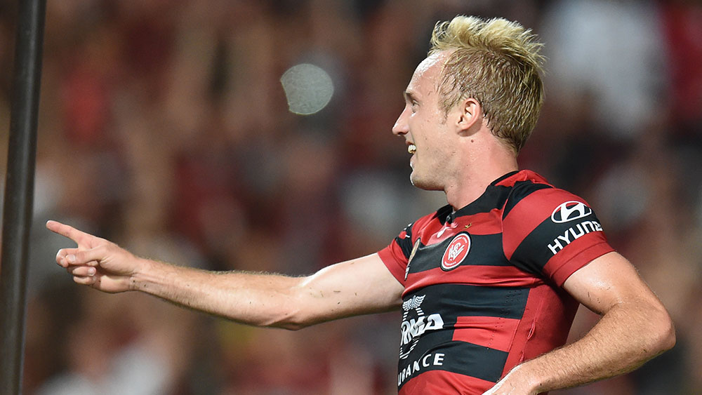Western Sydney Wanderers star Mitch Nichols caught in possession of cocaine