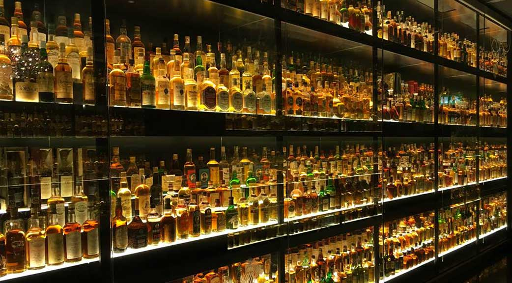 Celebrate World Whisky Day with Edinburgh's top whisky ...