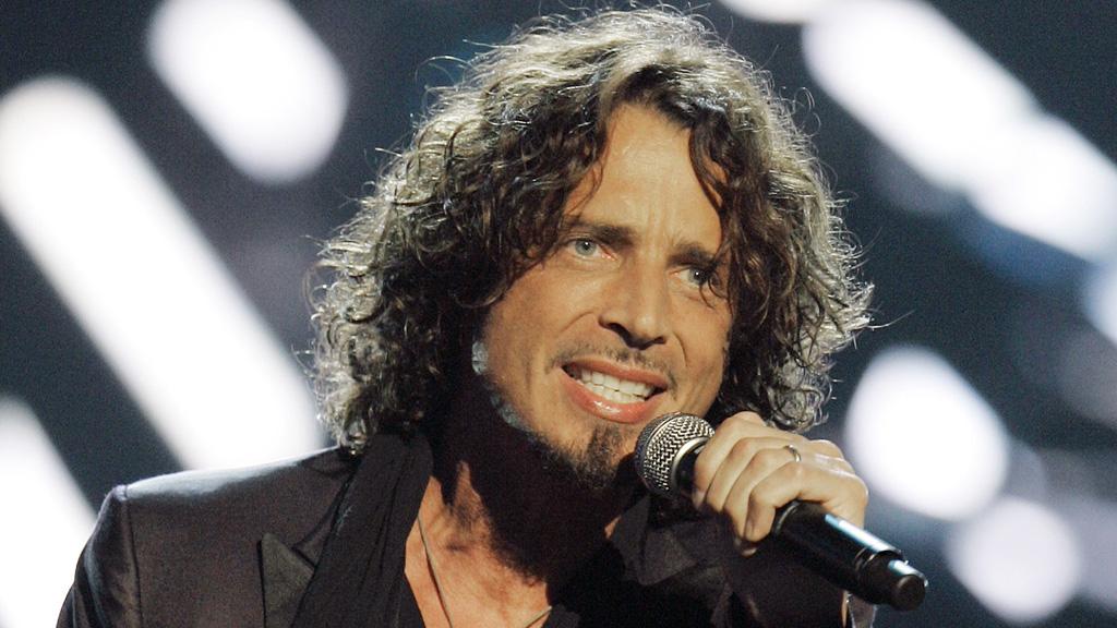 Chris Cornell has died. (AAP)