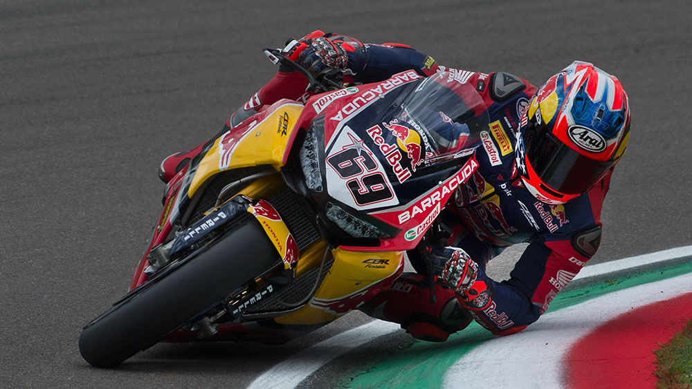 U.S.  racer Hayden still in