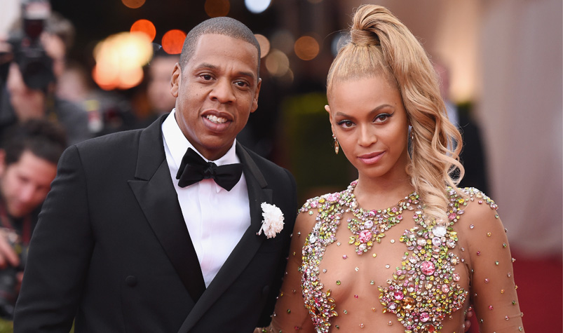 Beyonce and Jay Z are now a billion-dollar couple