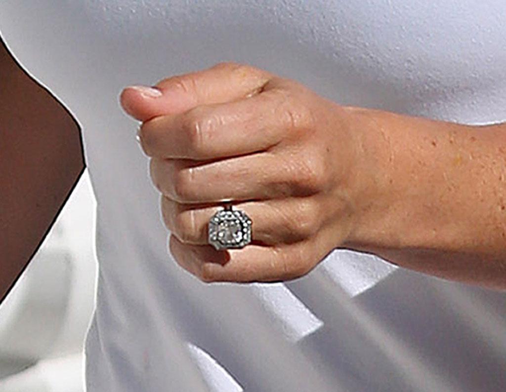 Pippa Middleton's engagement ring