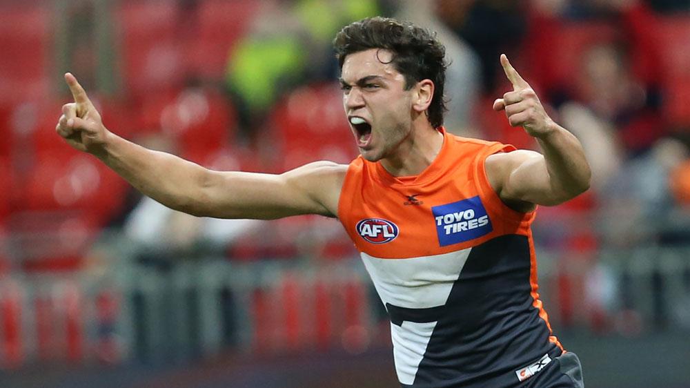 GWS in stunning AFL win, Tigers surrender