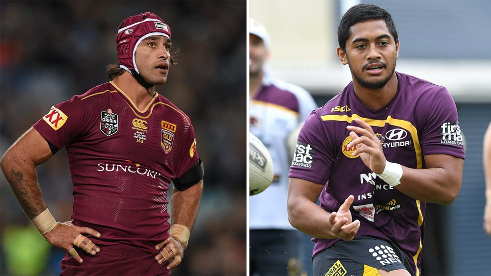 Queensland coach Kevin Walters says Johnathan Thurston unlikely for Origin one
