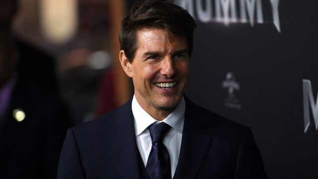 Tom Cruise hits Sydney's State Theatre for The Mummy premiere