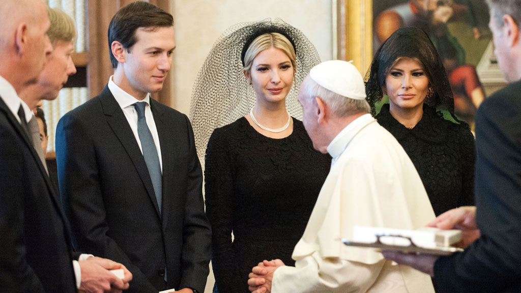 Why Ivanka, Melania Trump covered up in Rome but not Saudi Arabia