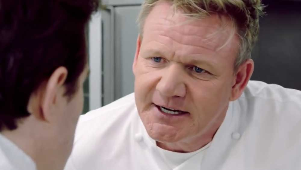 Gordon Ramsay's Kitchen Outrage