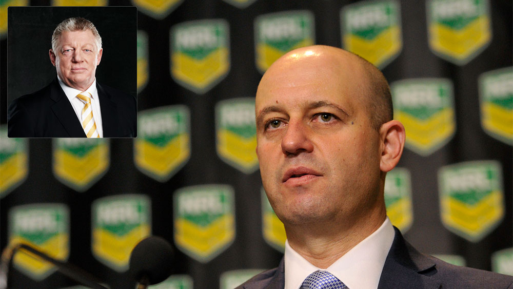 Todd Greenberg. (AAP)