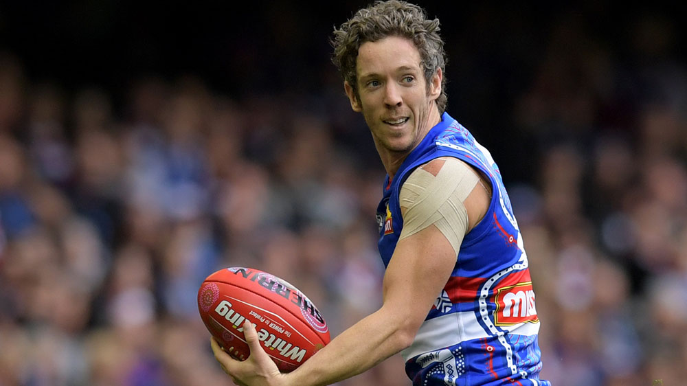 Dogs post timely AFL win, but Murphy hurt