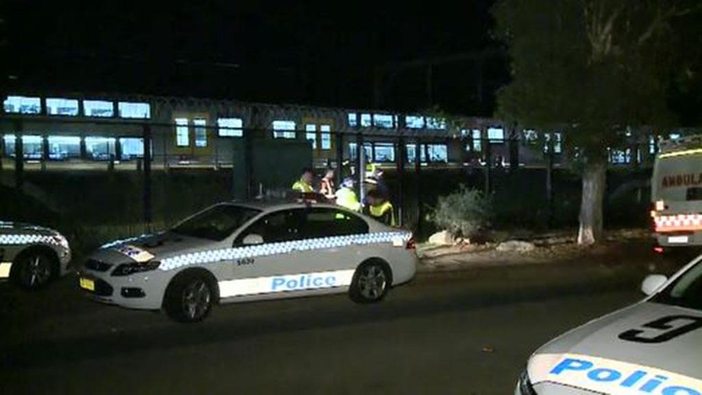 Man killed by Sydney train after graffiti