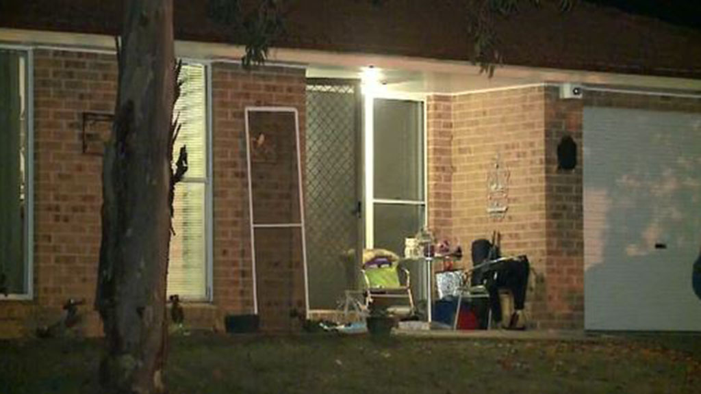 Shot fired into Sydney home narrowly misses people inside