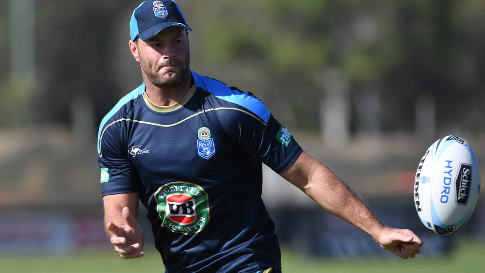Quietly-spoken NSW captain Boyd Cordner ready to speak up in State of Origin