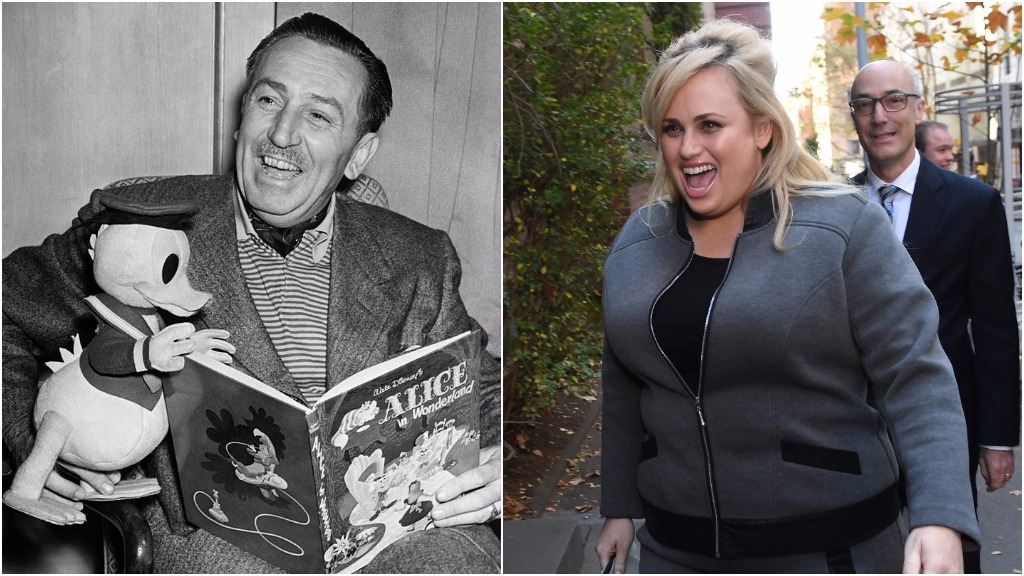 Wilson told the court she believed Walt Disney was her uncle by marriage. (AAP)