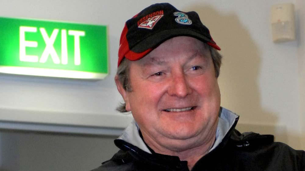 Former Essendon Bombers coach Kevin Sheedy