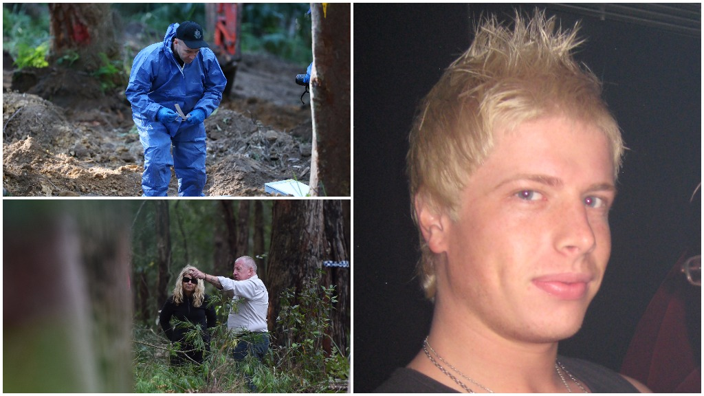 Matthew Leveson search continues in NSW