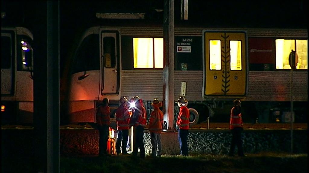 Queensland Rail crewman killed by Brisbane train