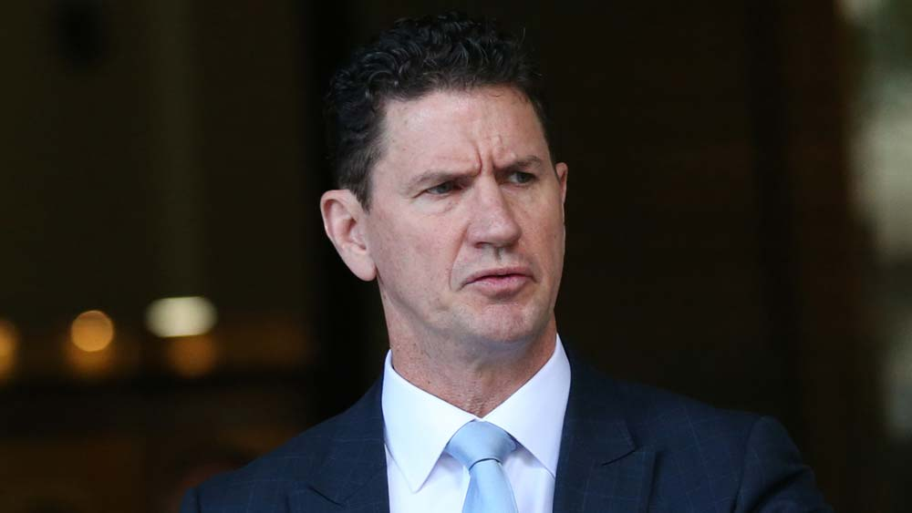 Keogh resigns from NRL Sharks board