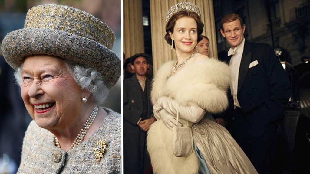 Queen Elizabeth approves of Netflix's The Crown