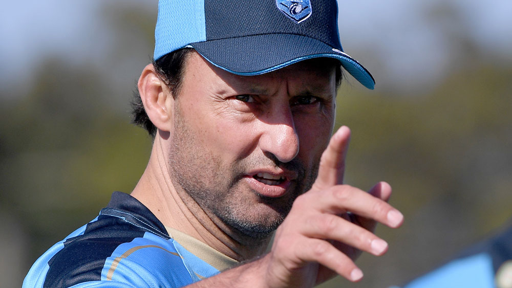 Laurie Daley's replacement is set to be named by Christmas.