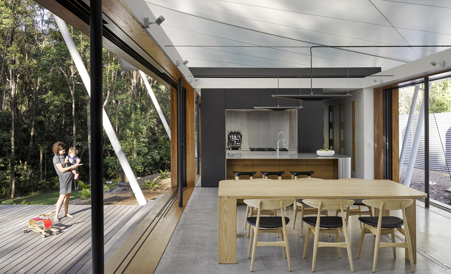 House design tv series - Fans Of The Tv Series Grand Designs Australia Might Recognise The Award Winning Home As It Was Recently Featured On The Popular Program