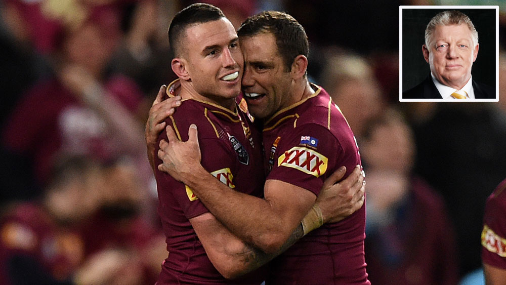 Darius Boyd and Cameron Smith.