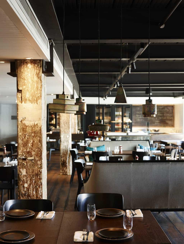 Pier Nine Restaurant Sydney