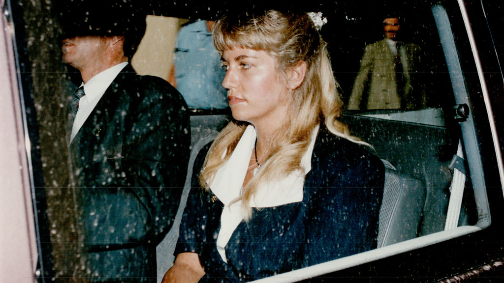 Karla Homolka volunteered at her childrens' elementary school