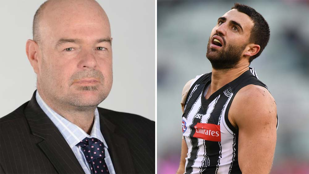 Mark Robinson and Alex Fasolo