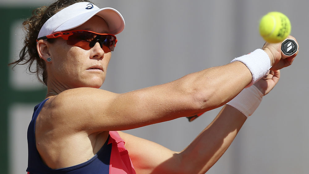 Stosur's Wimbledon worry after French fall