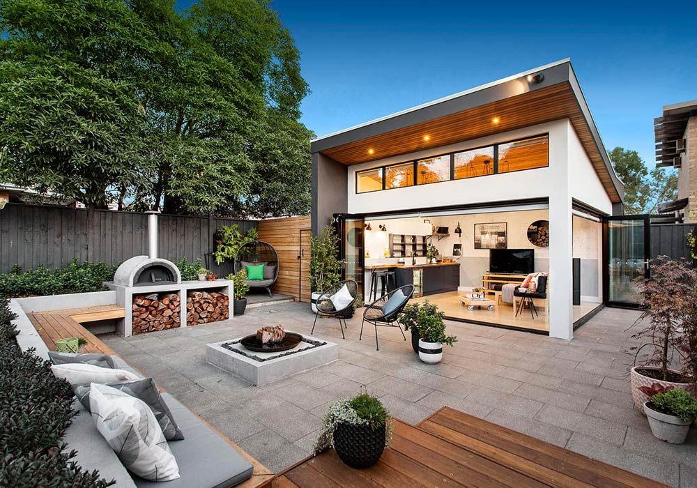 bunnings designed home sells for 1 4m at auction 9homes